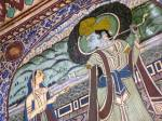 Mural, City Palace, Karauli.