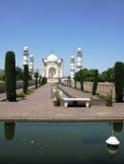 "The ""Baby Taj,"" Aurangabad."