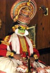 Kathakali dance, Kochi.