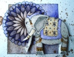 india elephant purple 1