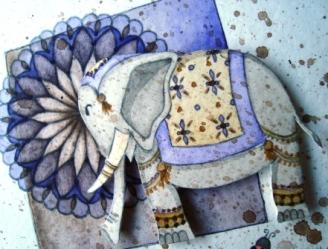 india elephant purple 2