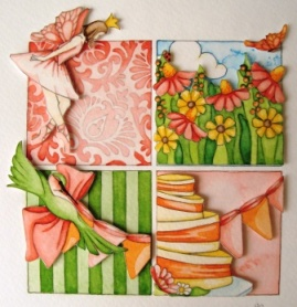 Pink Fairy Tales - Ballerina